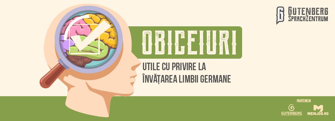 8 obiceiuri utile pentru învățarea limbii germane 1