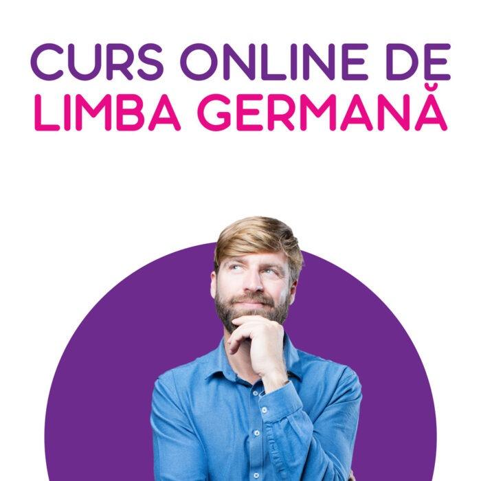 Curs de limba germana online